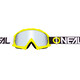 ONeal B-10 goggles geel/wit